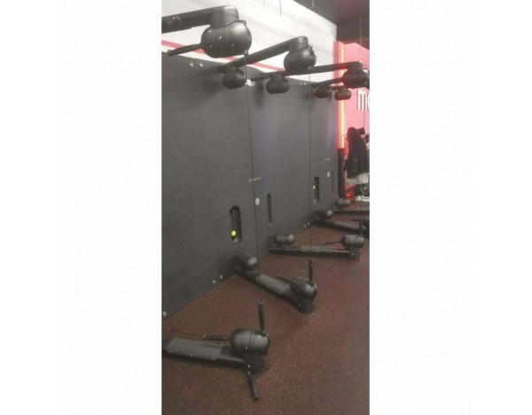 TECHNOGYM KINESIS OMEGA WALL FUNCTIONALTRAINING STATION-  LATERALE