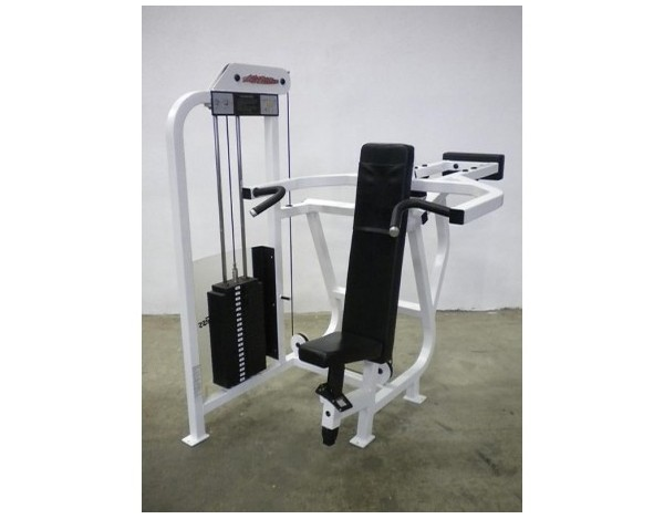 LIFE FITNESS PRO 1 SHOULDER PRESS OCCASION LATERALE