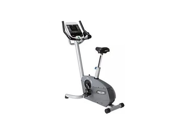 PRECOR 846I UPRIGHT BIKE VELO DROIT OCCASION