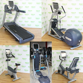 Precor Lot de 5 machines cardio